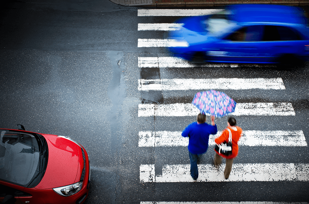 Auto Pedestrian Accidents