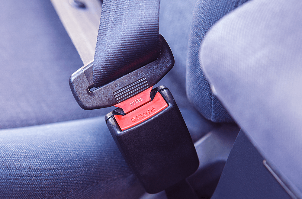 Defective Seat Belts