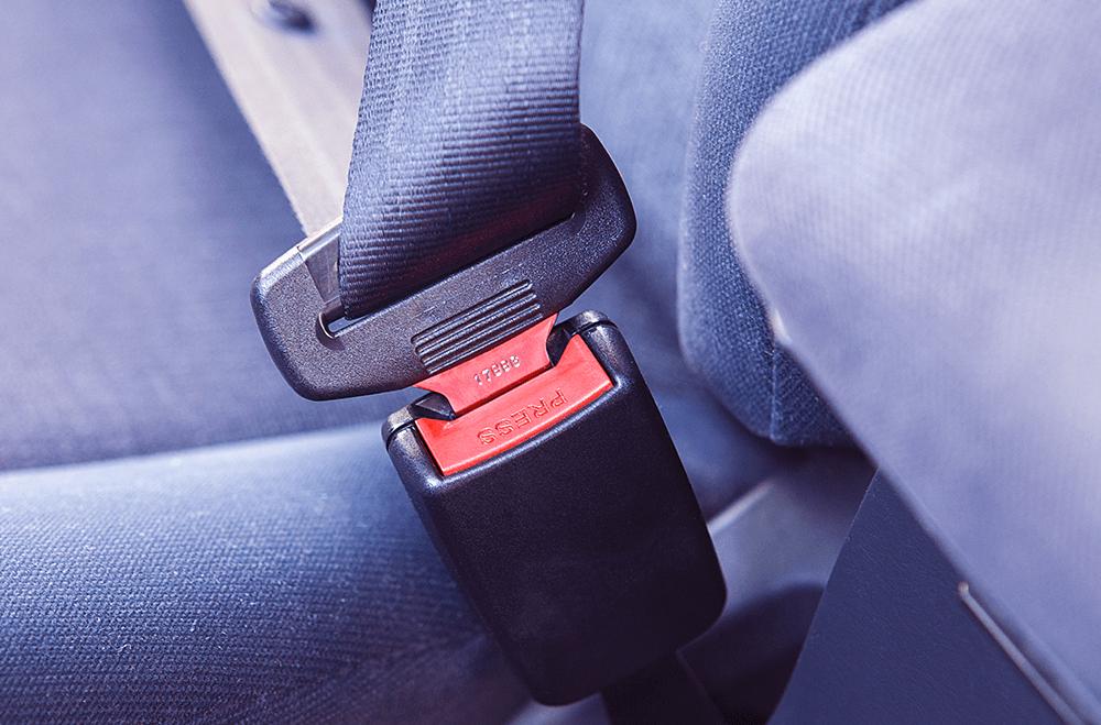 Defective Seat Belts
