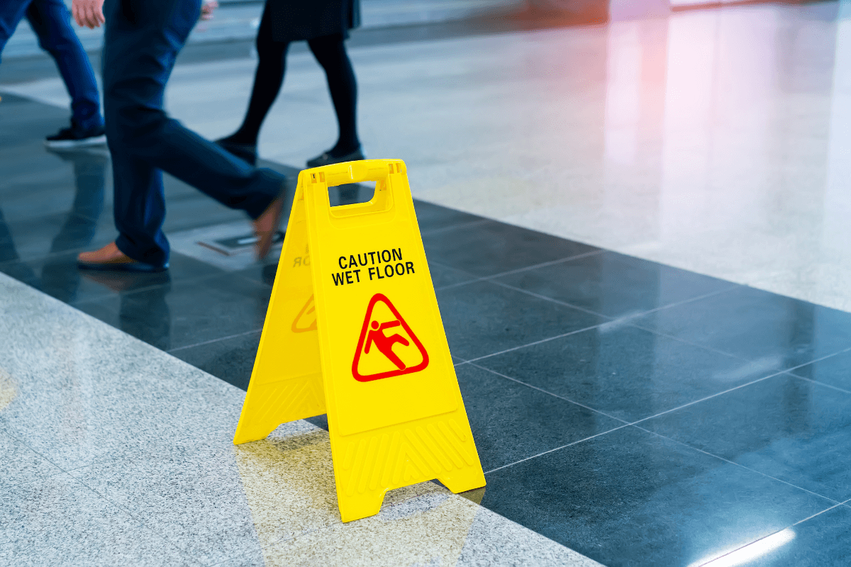 facts statistics slip fall accidents