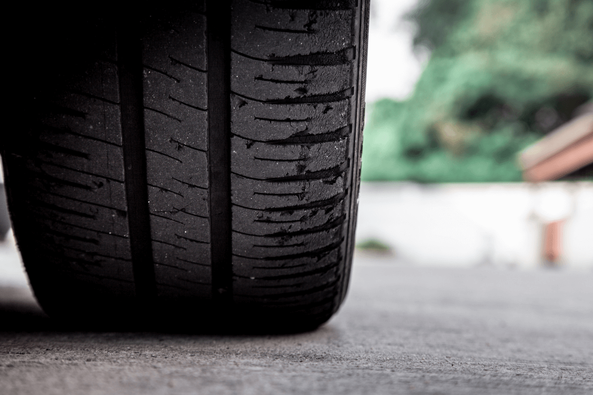 How Bald Tires Can Lead To Car Accidents
